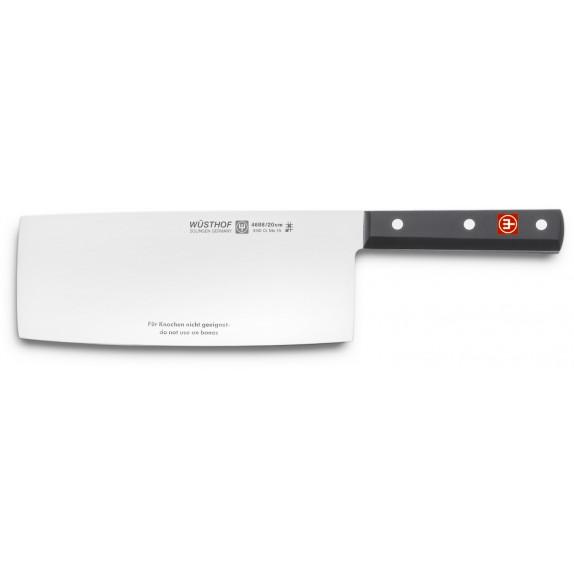 Couteau de chef chinois Gourmet 20 cm