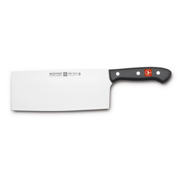 Couteau de Chef chinois Gourmet 18 cm