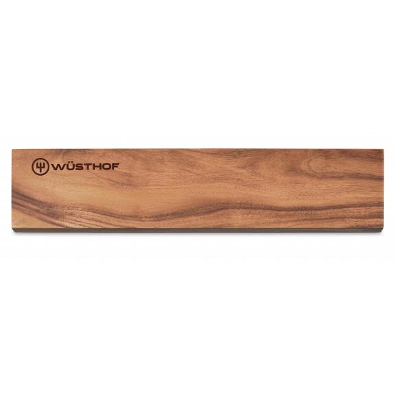 Barre magnétique en acacia 30 cm
