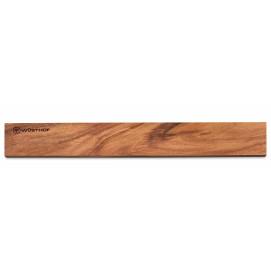 Barre magnétique en acacia 50 cm
