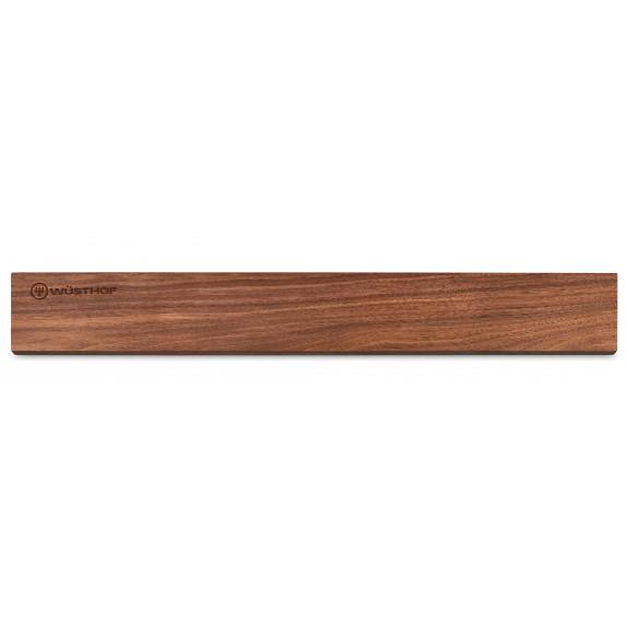 Barre magnétique en noyer 50 cm