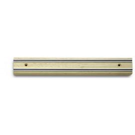 Barre aimantée en bois 30 cm