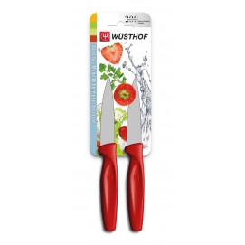 Set de 2 couteaux d'office Colors 8 cm