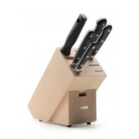 Bloc couteaux 5 pièces Classic